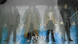 Dr Doctor Who The 13 Drs Figure Collector Set. Nouveau. Édition Limitée. Les 13 Médecins