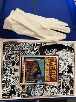 Ec Archives Weird Science Limited Edition Cuir Volume 2 Couverture Rigide