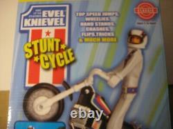 Evel Knievel Daredevil Variant Edition Limitée Stunt Cycle Black Trail Bike 2020