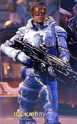 Gears 5 Caractère Kait De Glace Skin Edition Limitée DLC Livraison Gratuite
