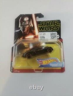 Gros Lot 115pc Star Wars Rise Of Skywalker Character Cars Hot Wheels 2019