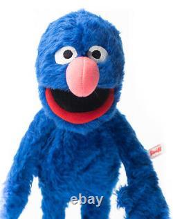 Grover By Steiff Sesame Street Édition Limitée Collectable 658273