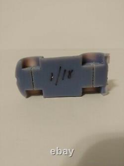 Hot Wheels Star Wars Nien Numb Caractère Voiture Employé Sla Prototype