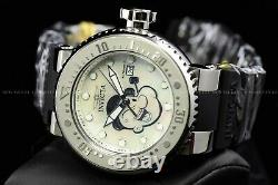 Invicta Homme 52mm Limited Ed Collection De Caractères Popeye Automatic Nh35a Watch