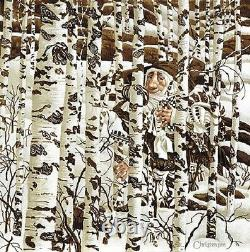 James Christensen A Christensen Caracter Cleverly Camouflaged Art Print