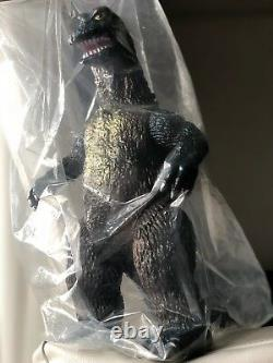 Japon Rare Marmit Giant Godzilla Old Character's Toy Museum Edition Limitée Pvc