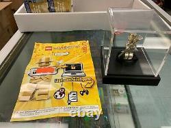Lego Authentique Mr Gold Series 10 #71001 Limité À 5000 Great Condition