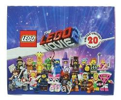 Lego Movie 2 Minifigures Mystery Pack, Personnage Figurine Individuel 71023