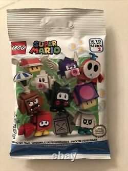Lego Super Mario 71386 Caractère Packs Série 2 Cas De 20 Nouveau