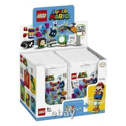 Lego Super Mario Character Packs Série 3 Boîte Scellée Case De 18 71394 Minifigure
