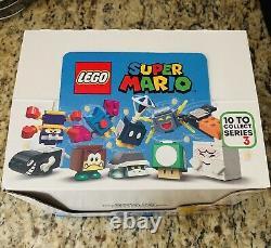 Lego Super Mario Character Packs Série 3 Case De 18 71394 Minifigure En Main