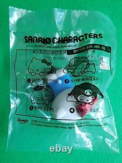 Lotteria Dormir Sanrio Personnages Figure Set De 4p Hello Kitty Edition Limitée
