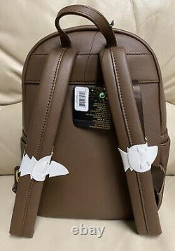 Lounfly Dec Snow White Mini Sac À Dos Le-exclusive-in Main! Awesome Bag Rare