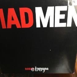 Mad Men Personnage Doll Rodger Sterling Mib Nouveau Par Barbie Collections Silkstone