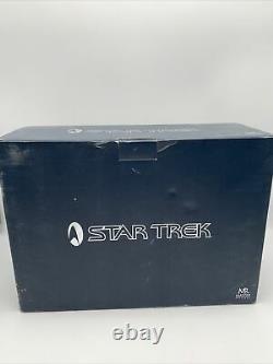 Master Replicas Star Trek La Série Originale Klingon Disruptor Edition Limitée