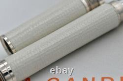 Montblanc 2009 Grands Personnages Mahatma Gandhi Limited Edition 0041/3000 + Encre B