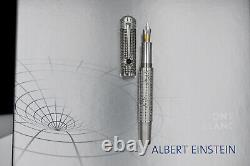 Montblanc 2012 Grands Personnages Albert Einstein Artisan Limited Edition 99