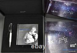 Montblanc 2012 Grands Personnages Albert Einstein Limited Éditer. 1500 Stylo À Bille