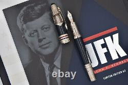Montblanc 2014 Grands Personnages John F Kennedy Artisan Limited Edition 83 110634