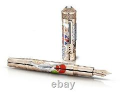 Montblanc 2017 Grands Personnages The Beatles Artisan Limited Edition 88