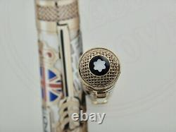Montblanc 2017 Grands Personnages The Beatles Artisan Limited Edition 88 117302