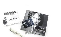 Montblanc Grands Personnages 2010 Edition Limitée 1940 John Lennon Kuli ID 109105