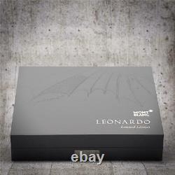 Montblanc Grands Personnages 2013 Edition Limitée Leonardo Da Vinci ID 109250 Ovp