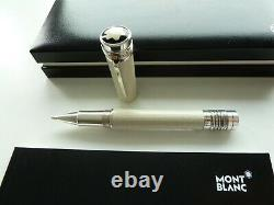 Montblanc Grands Personnages Mahatma Gandhi Rollerball Edition Limitée