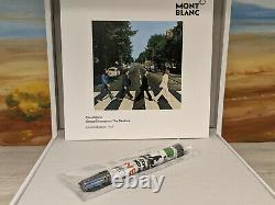 Montblanc Grands Personnages The Beatles Limited Edition 1969 Rollerball Pen