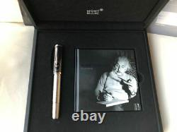 Montblanc Great Characters Limited Edition Albert Einstein Roller Ball Nouveau