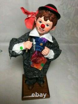 Nice Simpich Character Dolls Trick Or Treat 2003 Hobo Édition Limitée #181 Obo