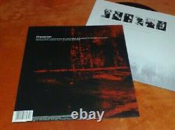 Première Presse-black Lp Record, Vinyl 12 Disquedark Tranquillity-caracterer(sentenced)