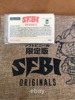 Ron Anglais Astro Boy Soft Vinyl Edition Limitée Figure Hobby Marchandises De Caractère