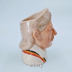 Royal Doulton Caractère Jug Ian Botham. Édition Limitée. Rare. Organisation Des Nations Unies Pour L'éducation, La Science Et La Culture