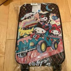 Sanrio Kuromi My Melody Carry Case Edition Limitée Caractère Japonais Non Utilisé
