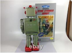 Star Strider Robot Metal House Moss Green Version Edition Limitée Avec Boîte