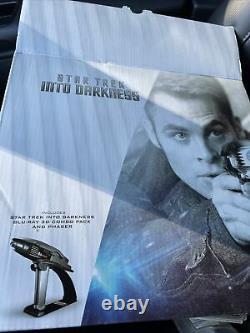 Star Trek Into Darkness Film Collector Edition Limitée Phaser Prop Replica
