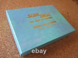 Star Trek The Next Generation Zippo Limited Edition Borg Cube Déc. 1999 Rare F/s