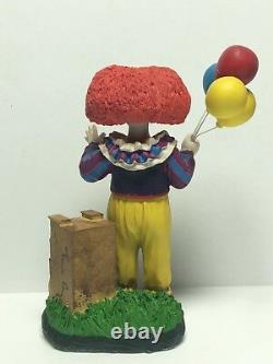 Tim Curry Signé'it Pennywise' 8 Caractères Bobblehead Edition Limitée Beckett